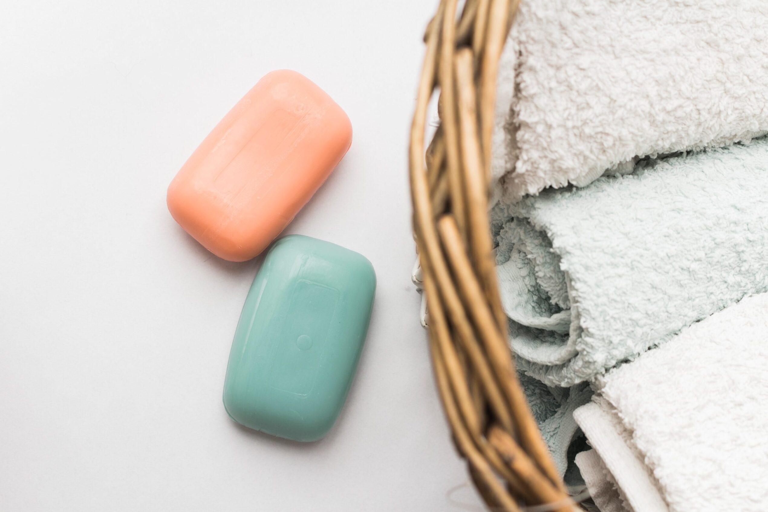 固形型の石鹸